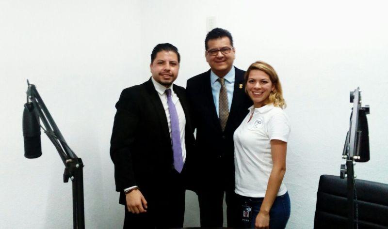 Entrevista Primera Plana Radio