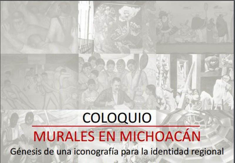 FAUM coloquio murales en michoacan cartel
