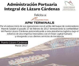 ADMINISTRACÍON PORTUARIA INTEGRAL DE LÁZARO CÁRDENAS