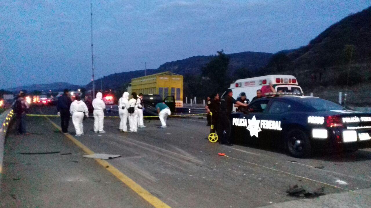 Accidente en la Páztcuaro-Cuitzeo deja 5 muertos