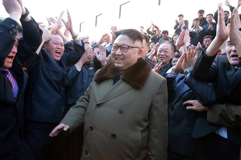 Reduciremos a EU a cenizas: Corea del Norte