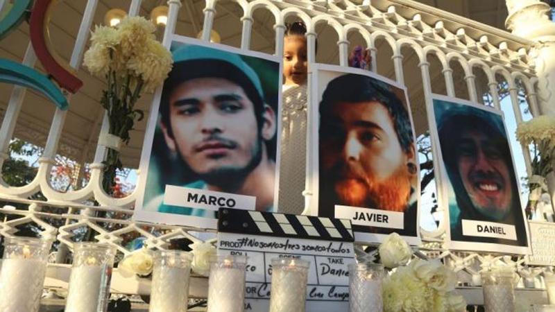 Los 3 estudiantes desaparecidos en Tonala - Jalisco, fueron disueltos en ácido por los narcos Capture-23