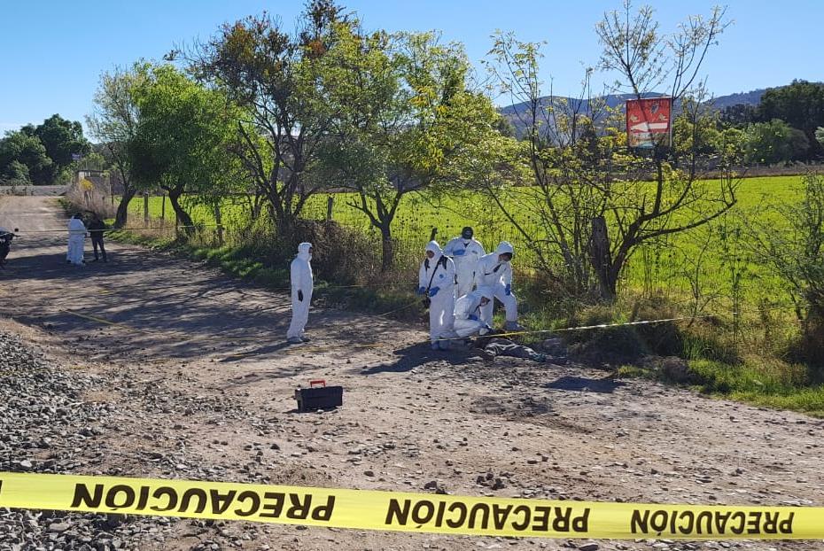 Torturan, asesinan y tiran a un hombre en calles de Morelia - Primera Plana Noticias