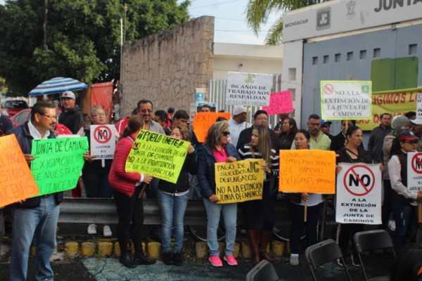 Trabajadores de Junta de Caminos no quedarán desamparados: Silvano - Primera Plana Noticias