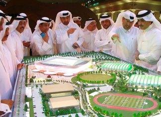 Qatar plantará árboles alrededor de los estadios de 2022
