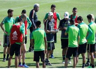 Estos son los convocados de la Selección mexicana para jugar en el Rusia 2018