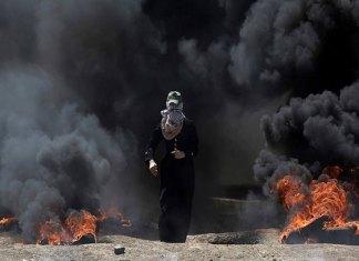 Día de furia en la Franja de Gaza: hay más de 52 muertos y 2000 heridos