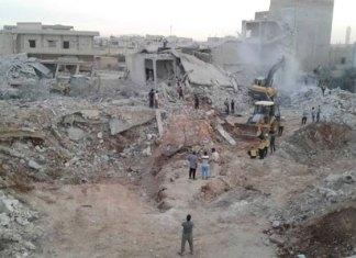 """La """"mayor masacre"""" del año ocurrió ayer en Siria: 44 muertos"""