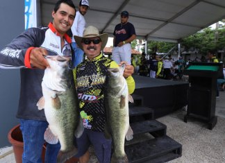 Rompe Tamaulipas récord de participantes en Campeonato de Pesca