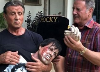 A sus 72 años, Sylvester Stallone entrena duro para 'Rambo 5'