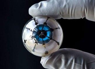 Imprimen en 3D el primer prototipo de ojo biónico