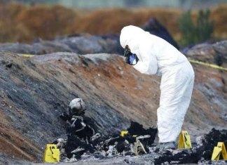 Suman 117 fallecidos por explosión en Tlahuelilpan
