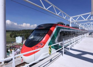 Se dispara 53% costo del Tren Interurbano México-Toluca