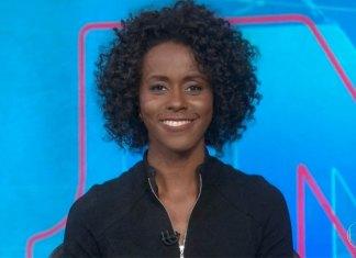 Mujer negra conduce el principal noticiario de Brasil