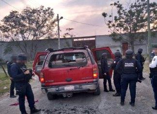 Deja persecución 3 detenidos y un muerto en Matamoros