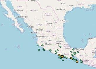 Se registran 30 sismos en las últimas 12 horas en Oaxaca
