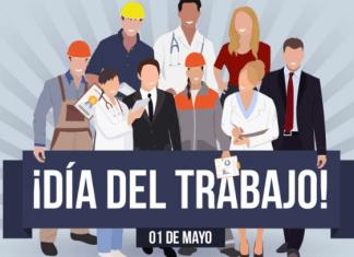 ¿Cuánto deben pagarte si laboraste este 1 de mayo?