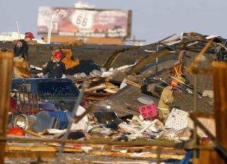 Devastador tornado en Oklahoma: 2 muertos
