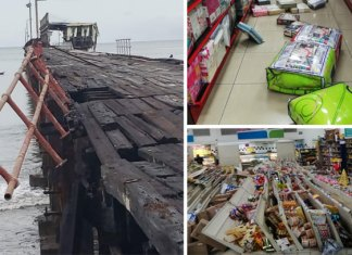 Poderoso sismo sacude Panamá