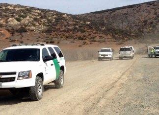 Hallan cadáver de niña en frontera de EU con México