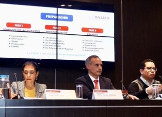 Analizan un caso sospechoso de coronavirus en México