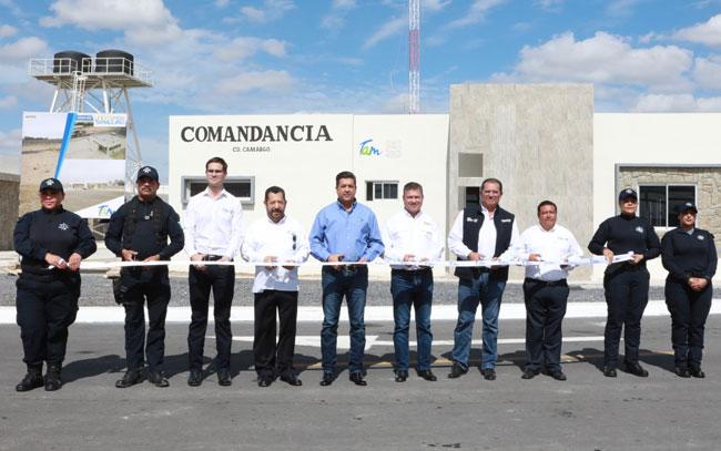 Gobernador en gira por municipios de la Frontera Chica