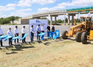 Avanza Plan Maestro de puente Nuevo Laredo III