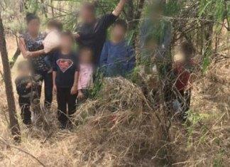 Rescatan en Reynosa a niño hondureño que viajaba cerca del Río Bravo