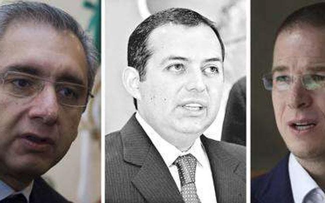 Alista la FGR expedientes contra Cordero, Anaya y Vega Casillas