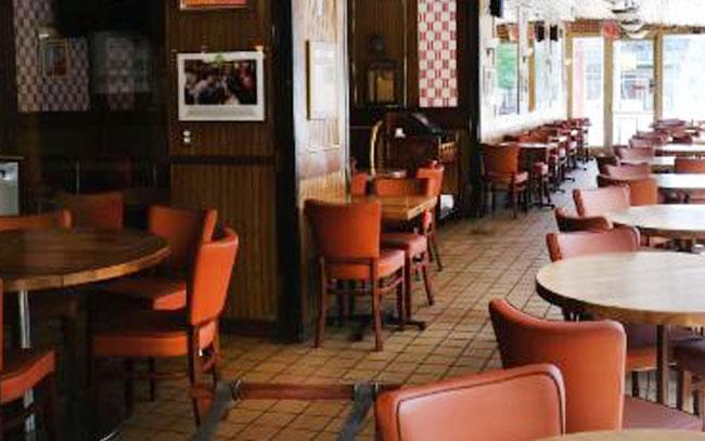 Cierran 500 restaurantes por restricciones sanitarias