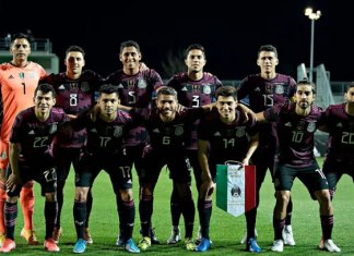 México sale del Top 10 de la clasificación mundial de FIFA