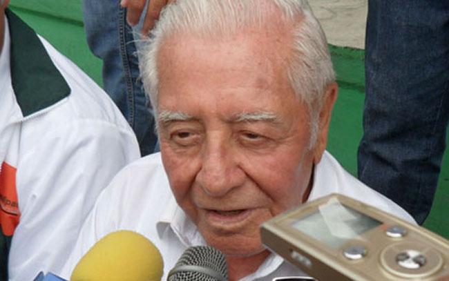 Muere Egidio Torre López
