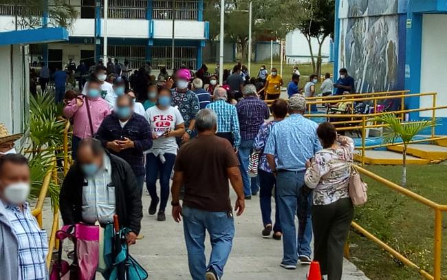 Prevén que abuelitos de Altamira reciban segunda dosis la próxima semana