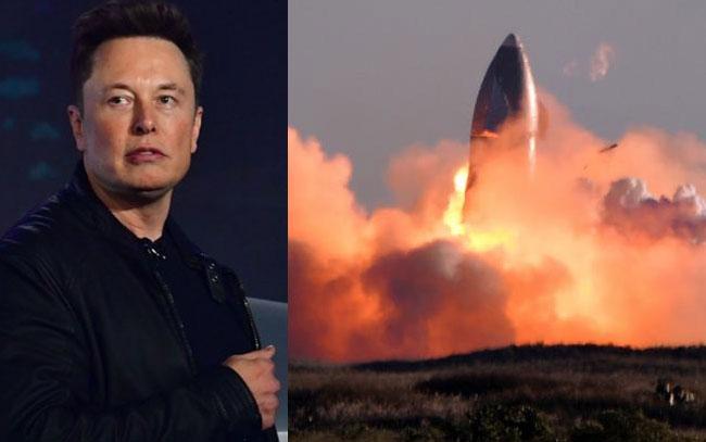Revela Elon Musk causas de la explosión de Starship