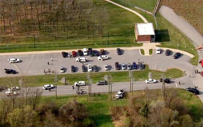Tiroteo en Maryland deja al menos dos víctimas en base militar