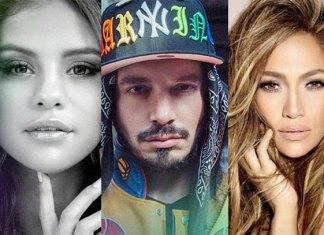 Selena Gómez, Jennifer López y J Balvin se unen en concierto
