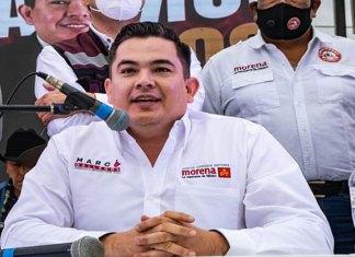Gallegos Galván, candidato a diputado agradece aceptación