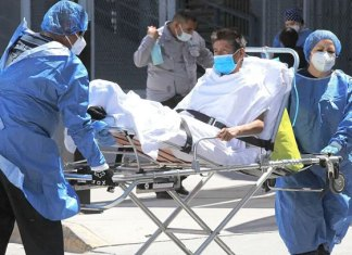 Ayer México registró 2 mil 932 casos y 272 muertes por COVID-19