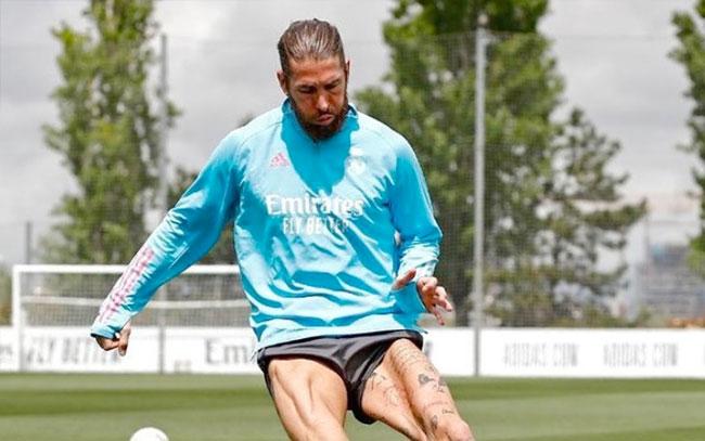 Sergio Ramos vuelve al Real Madrid para las semifinales de Champions League