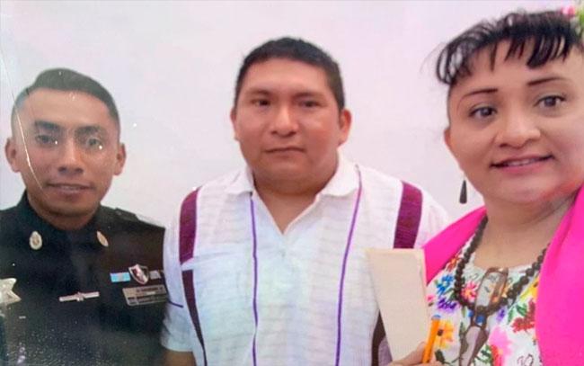 familia busca a hombre desaparecido tras derrumbe de Metro