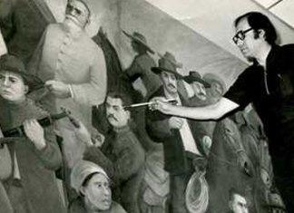 El INBAL recuerda al muralista Antonio González Orozco