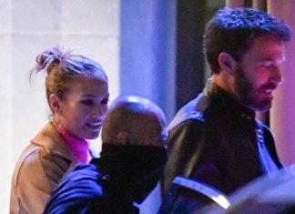 Jennifer Lopez y Ben Affleck ya no se esconden