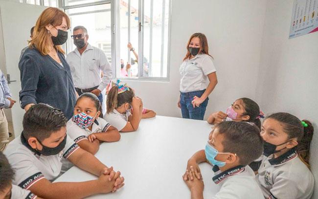 Más de 1 millón de apoyos alimentarios se han distribuido en Tamaulipas