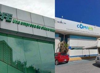 Millonaria deuda de COMAPA a CFE deja sin agua a Reynosa