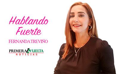 Fernanda Treviño Mendoza chica