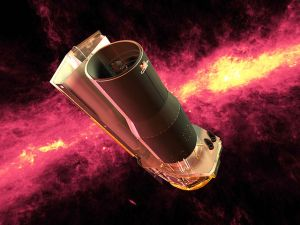 640px-Spitzer_space_telescope