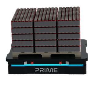Warehouse automation robots for 2021 - Coolift pallet robot