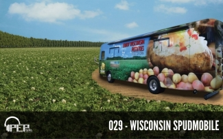 027 - WISCONSIN SPUDMOBILE