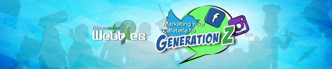 Webbies: Generation Z Header