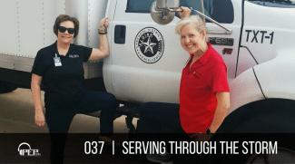 PEP Talks, Episode 37 - Serving Through the Storm